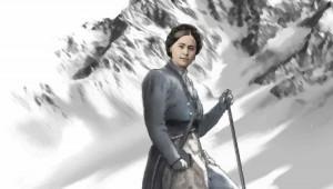 In un libro la storia di 'Nina' Boarelli, la prima donna a salire sul Monviso