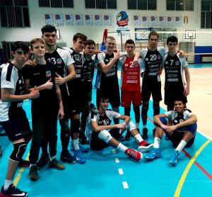 Pallavolo, serie C: la BAM Mercatò Cuneo si aggiudica 3-0 il confronto con i cugini del Cogal Volley Savigliano