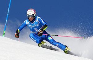 Sci alpino, Marta Bassino seconda dopo la prima manche del Gigante di Courchevel