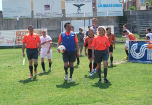 Il Csi di Cuneo cerca nuovi arbitri di calcio a 5, 7 e 11: al via un corso gratuito