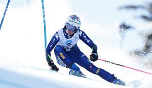 Sci alpino, Marta Bassino settima nel Gigante di Courchevel