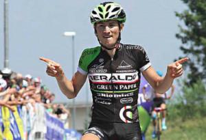 Ciclismo, il comunicato del Team Mobilzen Trek Gist sulla squalifica di Enrico Zen