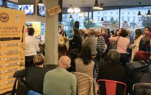 'Natale in tavola con il Cappone di Morozzo': nuovo show cooking all'Open Baladin Cuneo
