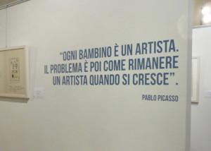 Già 5 mila visitatori a Cherasco per la mostra su Pablo Picasso