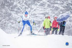 Sci nordico, Daniele Serra ottavo in OPA Cup a St. Ulrich