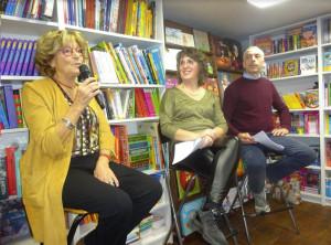 Emozione e commozione per l'incontro con la scrittrice Franca Benedusi al Caffè Letterario di Bra