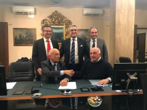 Banca CRS rinnova l'accordo con Confartigianato e Confidi Cuneo: cinque milioni di euro per le imprese artigiane