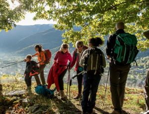 Un corso di aggiornamento per accompagnatori naturalistici con il Parco del Monviso