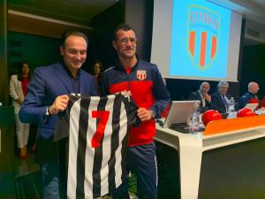 Anche il presidente della Regione Alberto Cirio alla Festa di Natale del Cuneo Football Club