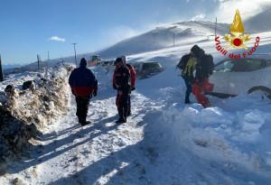 Bufera di vento sopra Bagnolo Piemonte, 40 persone bloccate