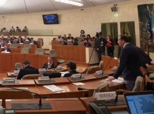 Consiglio regionale, approvati due Odg dopo il dibattito sull'arresto di Roberto Rosso
