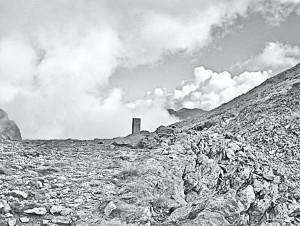 Il Pagarì, un passo alpino dedicato a un uomo d'affari cuneese morto in povertà a causa di un investimento sbagliato