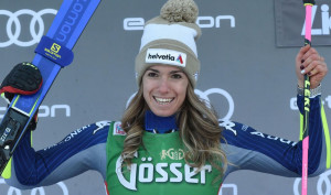 Marta Bassino dopo il secondo posto di Lienz: 'Sto benissimo fisicamente e di testa'