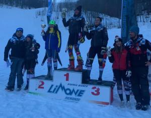Sci alpino, a Limone Piemonte il Trofeo Alpi Service per Allievi e Ragazzi