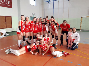 Granda Volley, under 16, under 14 e under 13 protagoniste al torneo 'Le Incredibili'