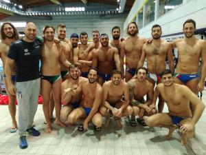 Pallanuoto, il Settebello conclude il ritiro in vista del torneo di Cuneo