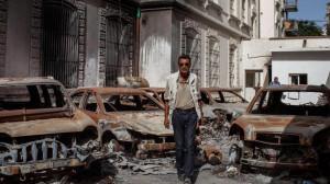 'Con la guerra negli occhi': a Cuneo in mostra le fotografie di Mimmo Càndito