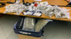 Un carico da 6 chili di droga catalana è arrivato nella Granda nascosto nel serbatoio di benzina, ma...
