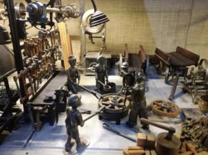 Busca, nel 2019 più di duemila visitatori al parco-museo dell'Ingenio