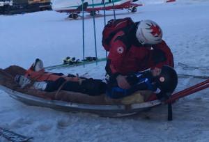 La Croce Rossa di Cuneo sulle piste di Prato Nevoso: da inizio stagione già 35 interventi