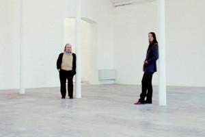 Tucci Russo ed Elisabetta Di Grazia raccontano a Cuneo la loro avventura nell'arte Povera