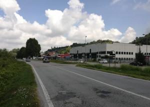 Progetto definitivo per la rotatoria sulla provinciale 929 di Vezza d'Alba in località Patarrone
