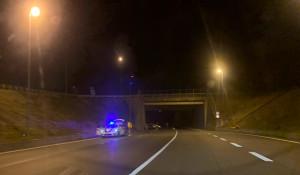 Confreria: incidente sulla bretella dell'Est-Ovest: tre mezzi coinvolti