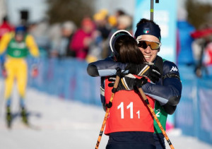 Biathlon, argento per Marco Barale alle Olimpiadi Invernali Giovanili