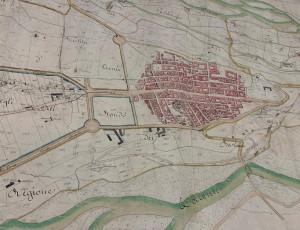 All'Archivio Storico per scoprire che un tempo piazza Virginio era a forma 'di imbuto'