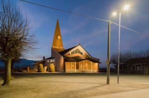 Busca, nuova illuminazione in frazione San Vitale