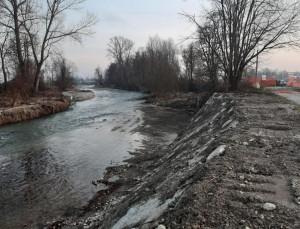 Savigliano, ripristinata la strada verso Santa Rosalia danneggiata dall'alluvione di novembre