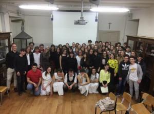 Saluzzo, venerdì scorso al 'Bodoni' la 'Notte nazionale del Liceo Classico'