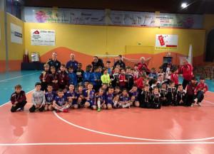 Calcio giovanile, si è concluso il primo torneo indoor 'Città di Busca'