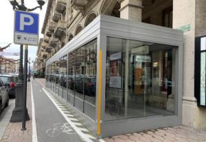 Approvato il regolamento dei dehors e dei padiglioni della città di Cuneo