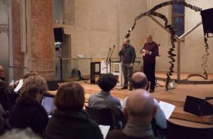 Gran finale all'insegna della musica elettronica per la mostra di Giuseppe Penone a Cuneo