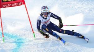 Sci alpino, una grande Marta Bassino anche in discesa libera: è quinta a Bansko