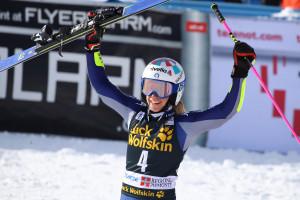 Ancora una splendida Marta Bassino a Bansko: è seconda in discesa libera nel giorno della tripletta azzurra