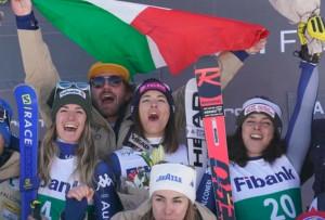 Sci alpino, Marta Bassino dopo il secondo posto a Bansko: 'Avevo fatto un pensierino alla vittoria'
