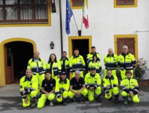 Oltre 8 mila ore di servizio per i volontari del Gruppo comunale di Protezione Civile