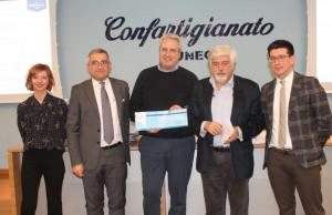 Confartigianato Cuneo ha consegnato 8 mila euro alla Fondazione Ospedale Santa Croce e Carle