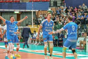 Pallavolo, Cuneo rescinde il contratto di Manuel Beghelli dopo la sospensione dell'Antidoping