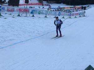 Sci nordico, Lorenzo Romano vince il titolo italiano Under 23 nella 15 km in Skating a Gromo