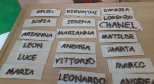 I bambini della scuola dell'infanzia di Chiusa Pesio hanno concluso il progetto 'Un seme dopo l'altro'