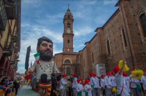 Domenica 16 febbraio a Saluzzo 'Il Carnevale delle 2 Province'