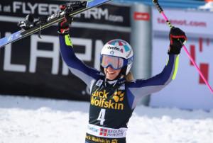 Sci alpino, nel fine settimana Marta Bassino torna in pista a Garmisch