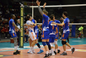 Pallavolo A2/M: Mondovì sbanca Reggio Emilia con un netto 3-0