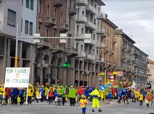 Cuneo, attese oltre 3 mila persone per la sfilata di Carnevale