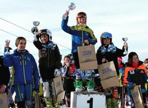 Sci alpino, tutti i risultati della Coppa Banco Azzoaglio per Pulcini a Limone Piemonte