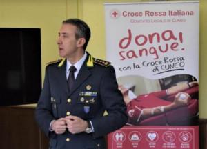 Guardia di Finanza e Croce Rossa in prima linea nella donazione sangue, organi e tessuti