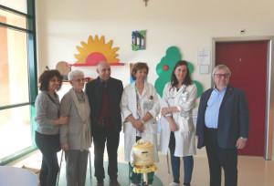 Dal Circolo Scuola di Danza 'La Terna' un tiralatte per la Pediatria di Mondovì